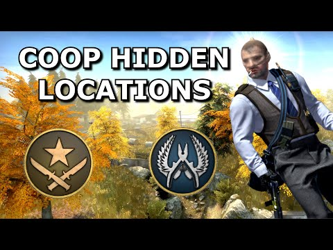Broken Fang Coop Mission - Hard Mode and Coin Locations
