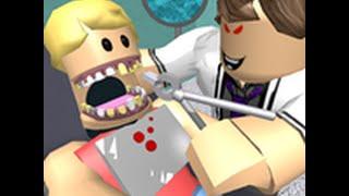 ROBLOX: Escape The Evil Dentist Obby
