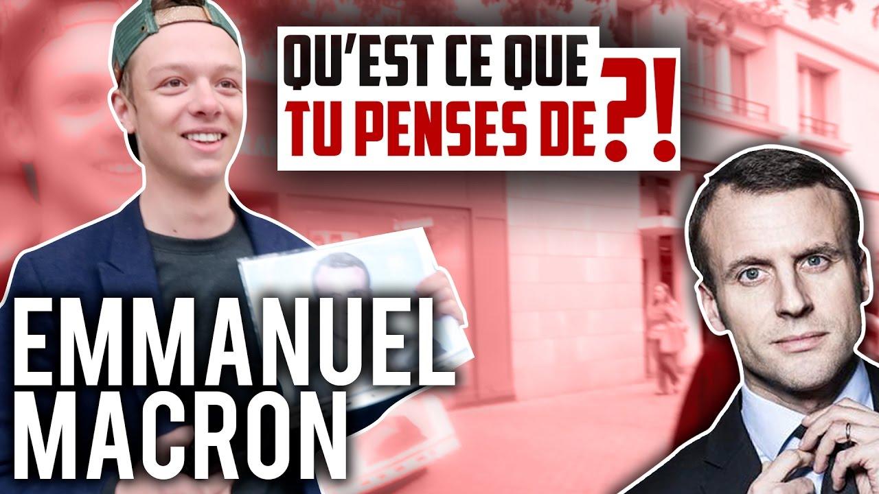 EMMANUEL MACRON EST LE GENDRE IDÉAL ?!