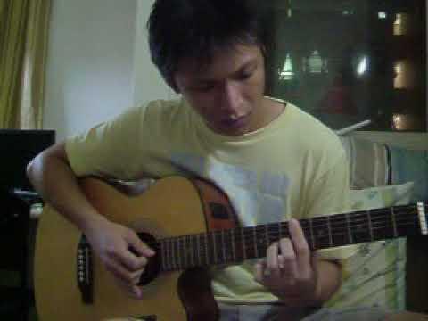 [ InstrumentaL Guitar Cover ] Ashita Hareru Kana by Kuwata Keisuke