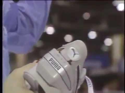 COMDEX 1986 Shoe Computer