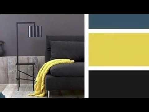 طريقة تركيب اللون الرصاصي والرمادي Installation Method Of Lead And Gray Color تابع الفيديو للنهايه Youtube