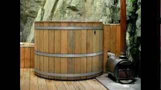 Wood Hot Tubs - Wood Fired Hot Tubs