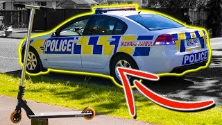 COPS CAME TO GHETTO SKATE PARK, BUT WHY?