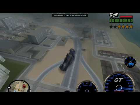 Gta Sanandreas Super Cars (fly)