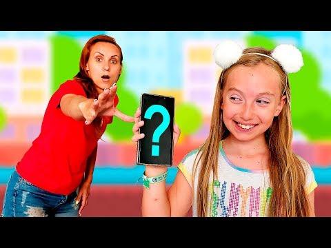 Что у Мамы в телефоне? Боумастер или Драйв ахед