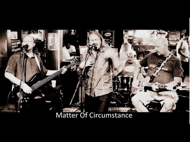 """Only I"" Matter of Circumstance Original"