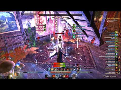 Squelette : Nightblade 44,7k+ dps self buff ! (Horns of the reach)