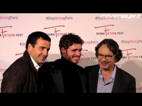 Richard Madden al Roma Fiction Fest 2015