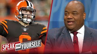 Wiley and Whitlock discuss if Mayfield can become a bigger star than LeBron   SPEAK FOR YOURSELF