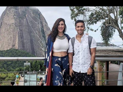 BEING PROPER INDIANS IN RIO!  | Day 2 | Durjoy Datta | Avantika Mohan