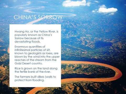 China Sorrow Presentaion