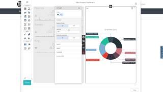 IntelliFront BI: خلق لوحات المعلومات والبيانات تصورات