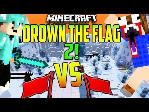 Minecraft DROWN THE FLAG 2 - PvP - Capture the Flag [Deutsch] [HD] [GommeHD]