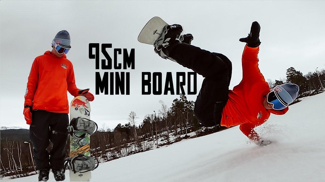 Marcus Kleveland - 95cm Mini board session