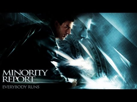 Minority Report (2002) Movie Review by JWU
