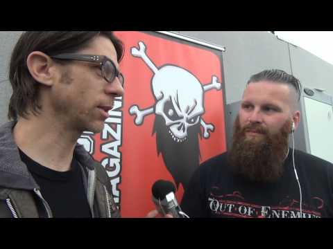 Against Me! Interview Download Festival 2014