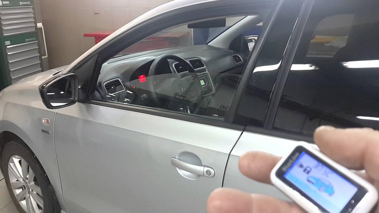 чип для автозапуска фольксваген поло