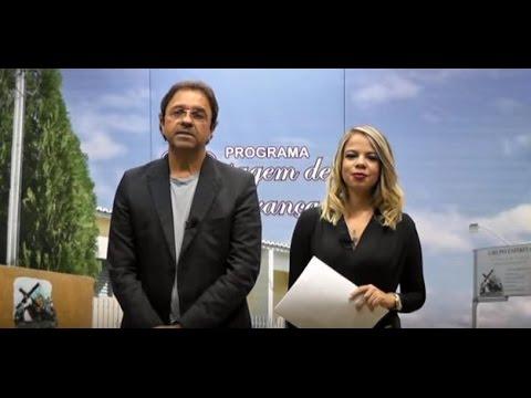 Mensagem de Esperança com Sara Samirys e Nelson Dantas 18122015