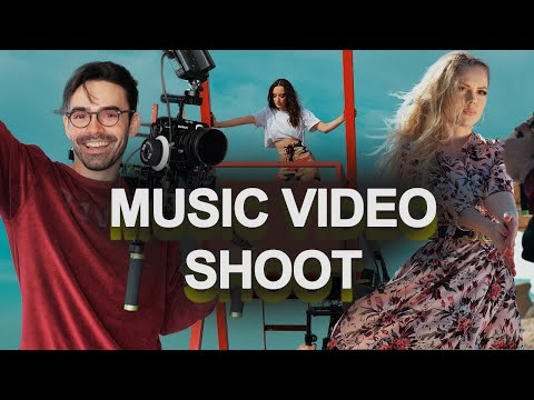 Diaries By Thrace: Music Video Shootings With MONOIR, YNGA, Ameline And JFMee