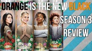 Orange Is The New Black Season 3 Review - Netflix Original