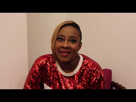 60 Seconds with Le'Andria Johnson: Bigger Than Me