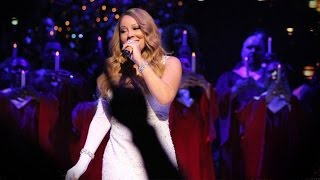 "Mariah Carey - Silent Night ""Complete"" (Live Beacon Theater)"