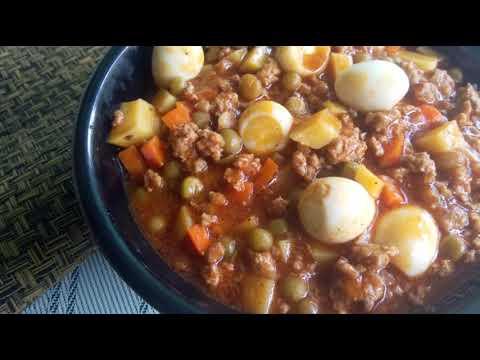 how to cook menudo video