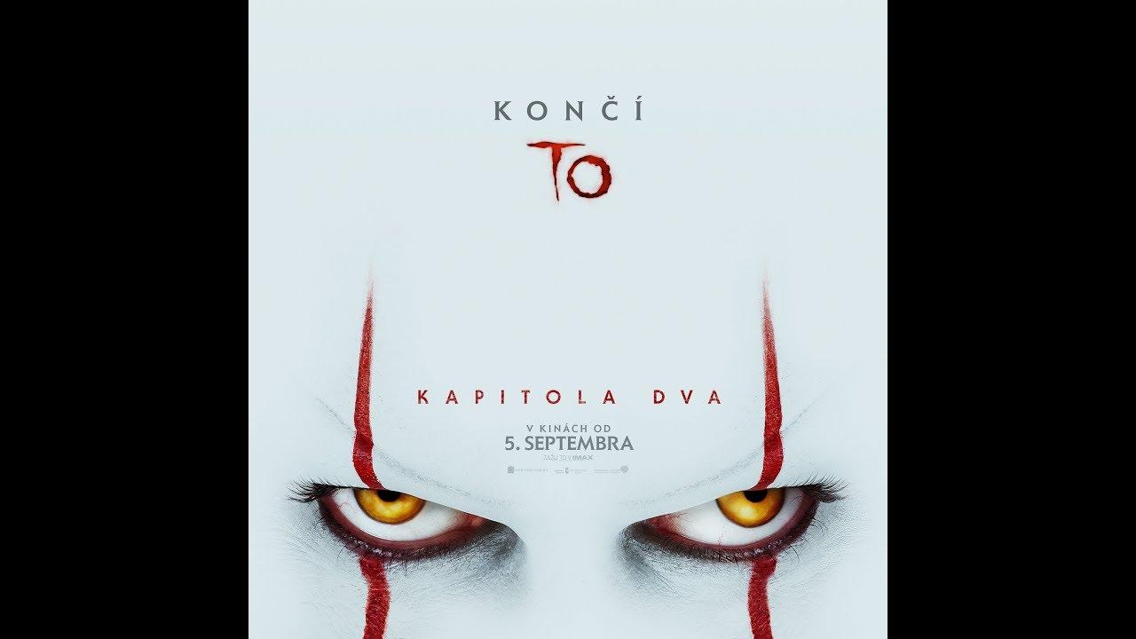 TO Kapitola 2 - v kinách od 5. septembra - trailer F4 (slovenské titulky)
