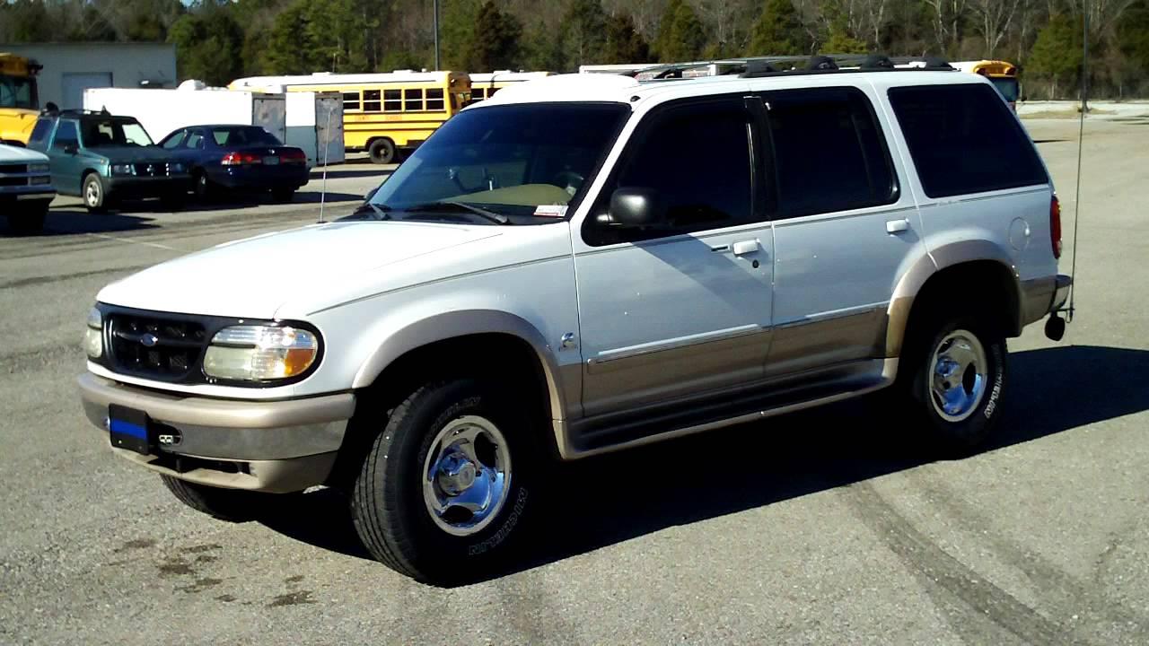 2005 ford explorer v8 swap