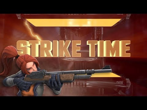 Strike Time #2: Elsa Bloodstone - Community Update for Marvel Strike Force - 동영상