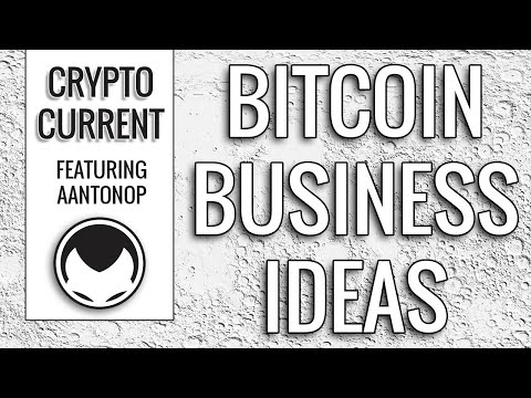 Bitcoin Business Ideas - Andreas M. Antonopoulos