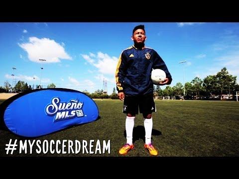 My Soccer Dream: Johnny Echeveria | Sueño MLS 2014 Winner