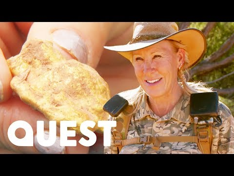 The Gold Gypsies Find Their Biggest Nugget Of The Season! | Aussie Gold Hunters