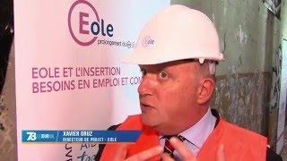 Insertion sociale : des emplois pour les yvelinois avec le RER E