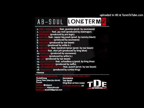 13-Ab-Soul-Pass The Blunt Feat Schoolboy Q [Prod by King Blue]-Long Term II