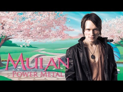 MULAN - I'LL MAKE A MAN OUT OF YOU (Metal Cover)