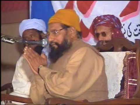 Allama Ahmad Saeed Khan Multani RH 24-11-2010 Part 2/2