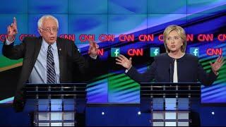 Democratic Debate Focused on Issues
