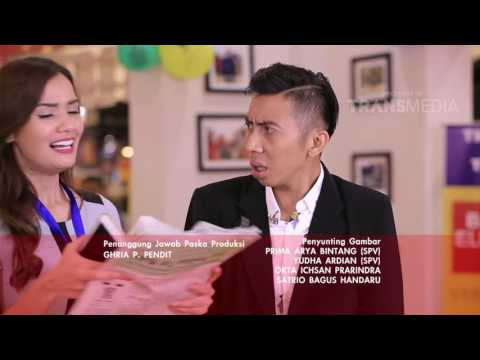 Mamet Jadi Top Model | Eps.73 THE TRANSMART | P3