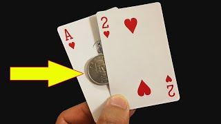 3 удивительных волшебных трюка
