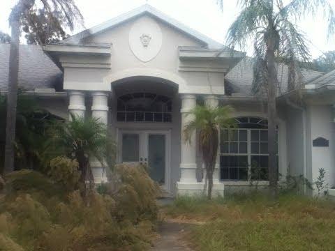 Peaceful abandoned house (Hudson, FL)