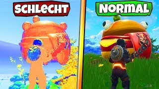 Fortnite: GEWINNEN mit der SCHLECHTESTEN GRAFIK! | Fortnite Battle Royale