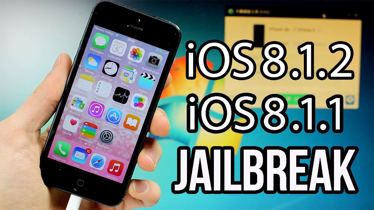 how to jailbreak an iphone 5c taig ios 8 1 2 et 8 1 1 jailbreak untethered iphone 6 18892