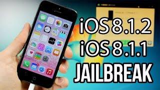 TaiG : iOS 8.1.2 et 8.1.1 JAILBREAK UNTETHERED iPhone 6, 5s, 5c, 5, 4S, iPad, iPod touch 5G
