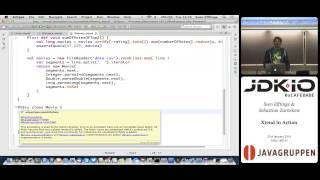 JDK IO 2014 - Xtend In Action - Sven Efftinge & Sebastian Zarnekow