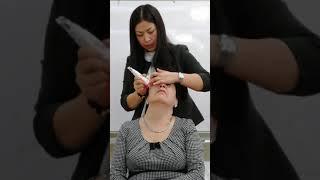 Омолаживающий массаж ионным массажёром(2)