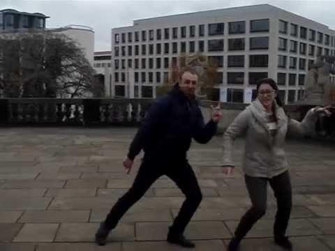 Christmas dancers (Dresden)
