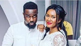 Sarkodie always come to bed late- Tracy Sarkcess