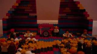 AC/DC Thunderstruck (Live At Donnington) ... LEGO